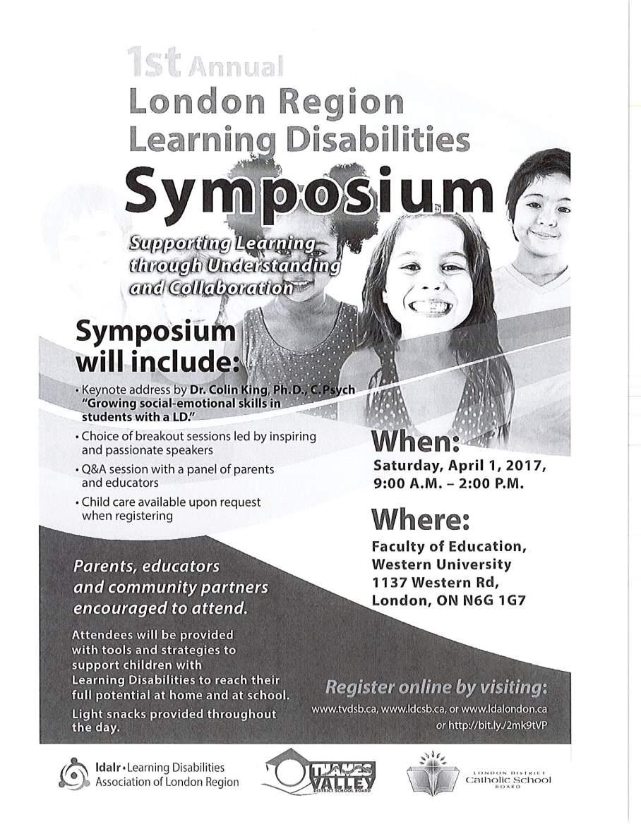 LRLD Symposium