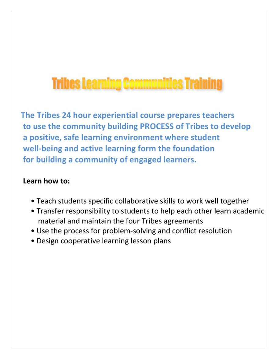 Tribes Learning Communities-page-001