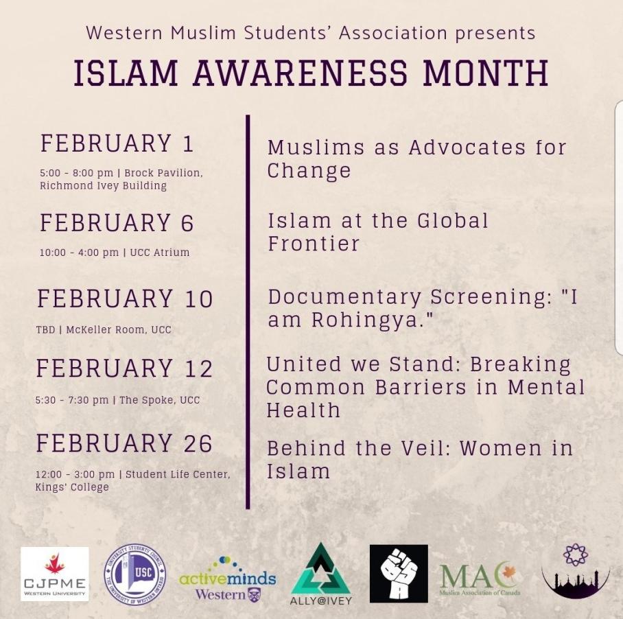 islam awareness month