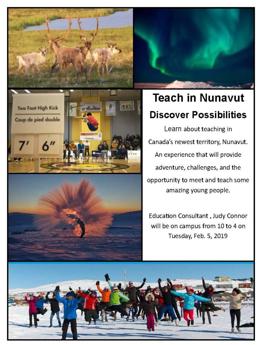 Teach in Nunavut