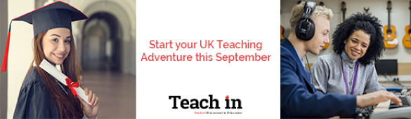 teach in header